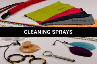 Cleaning Sprays